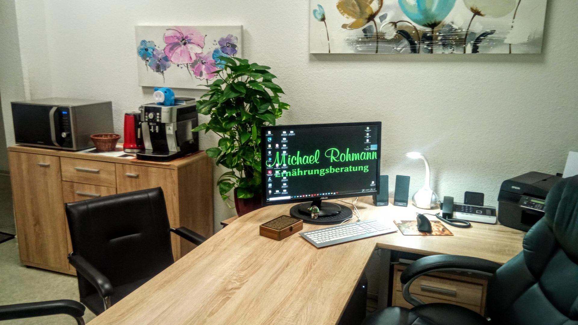 Michael Rohmann Ernährungsberatung