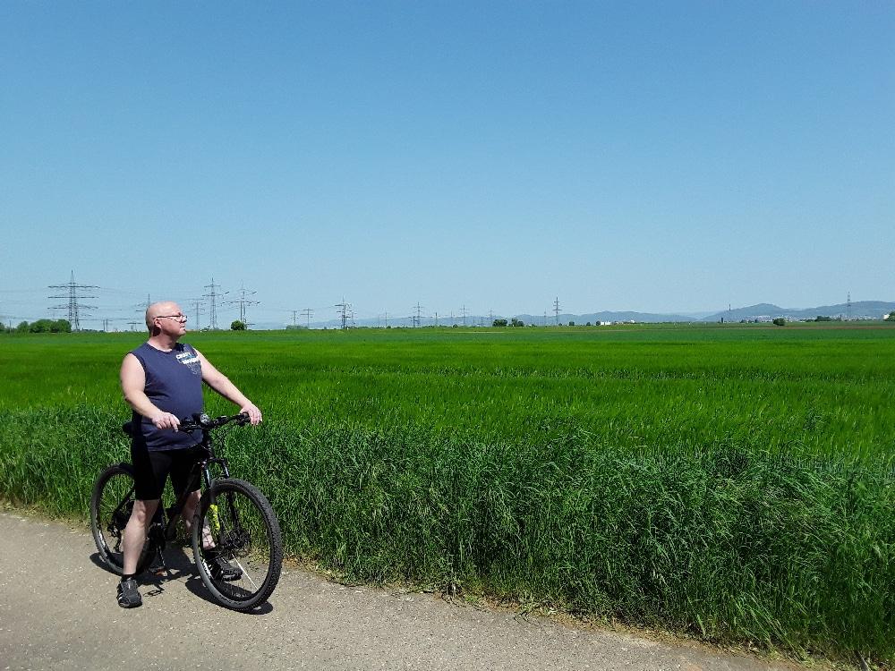 Fahrradtour Ernährungsberatung Michael Rohmann 2017 Mannheim