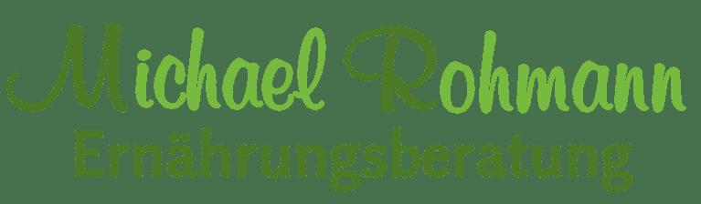 Michael Rohmann Ernährungsberatung Mannheim kleines Logo